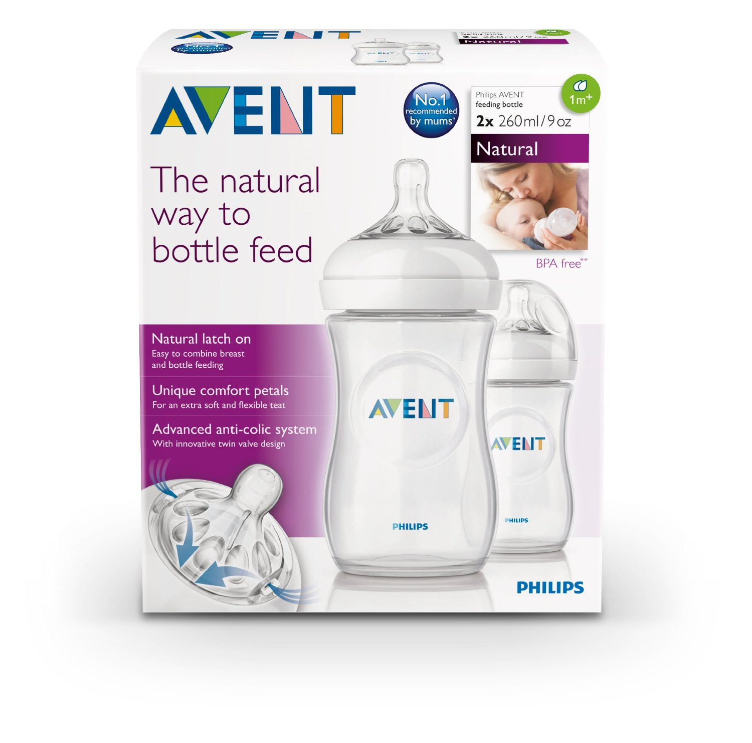 Index Of Yukibabyshopid Upload Avent Philips Natural 125ml Isi 2 Twin 260ml