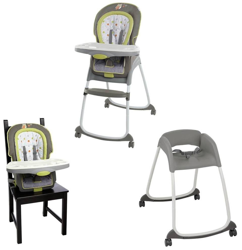wood high chair trio in ingenuity brightonandhove wooden l